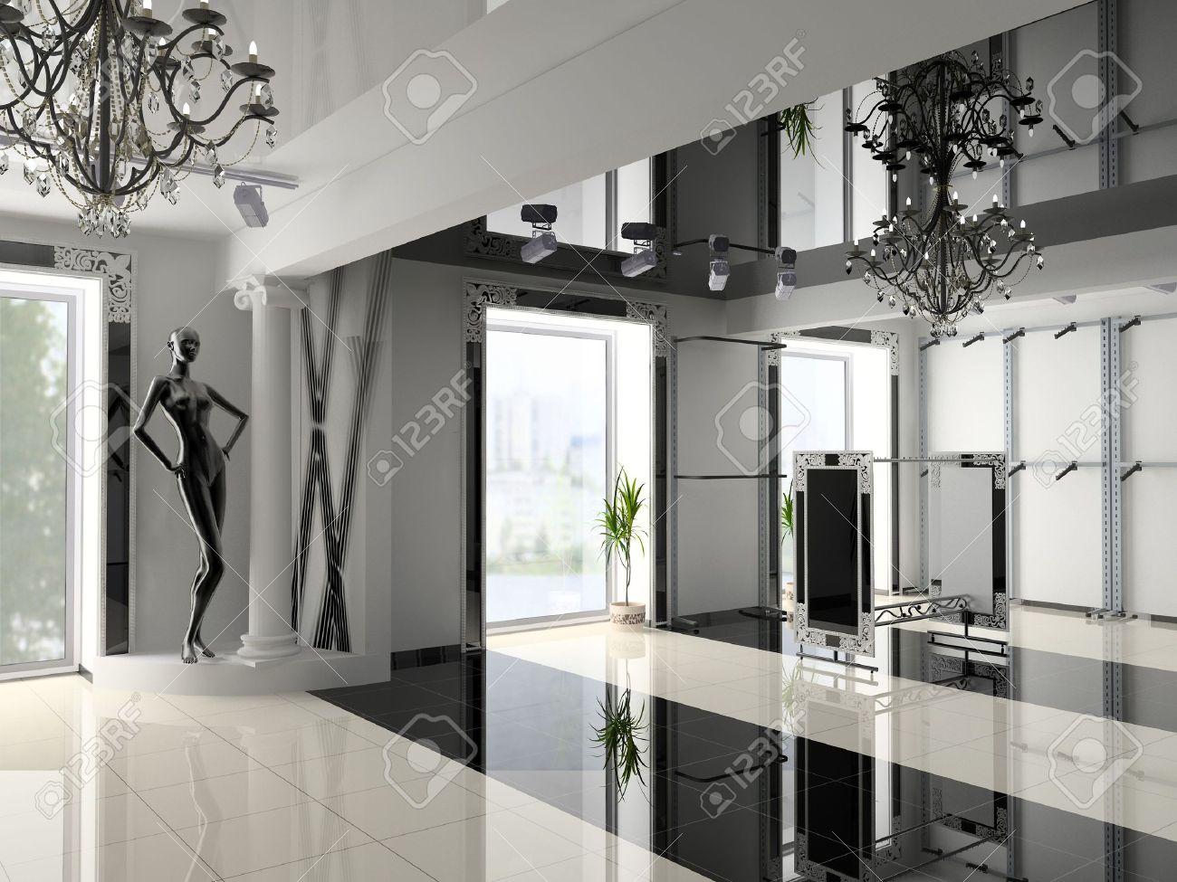 Shopping Interior Design Instainteriordesignus