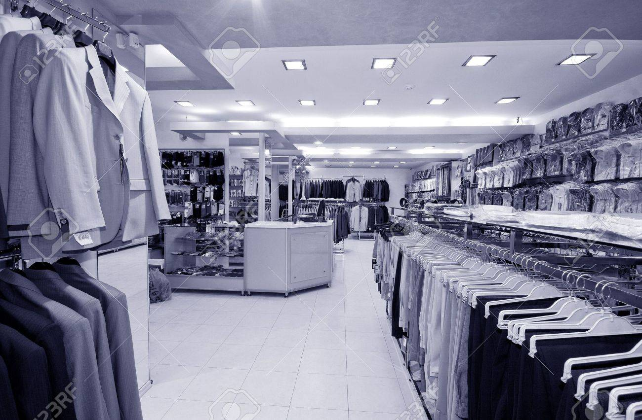department stores images  stock pictures royalty free department  - department stores modern shop interior photo