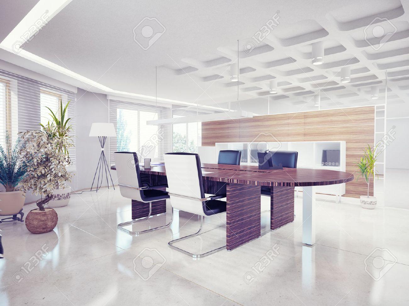 office interior design concepts. Modern Office Interior Design Concept Stock Photo - 26191528 Concepts E