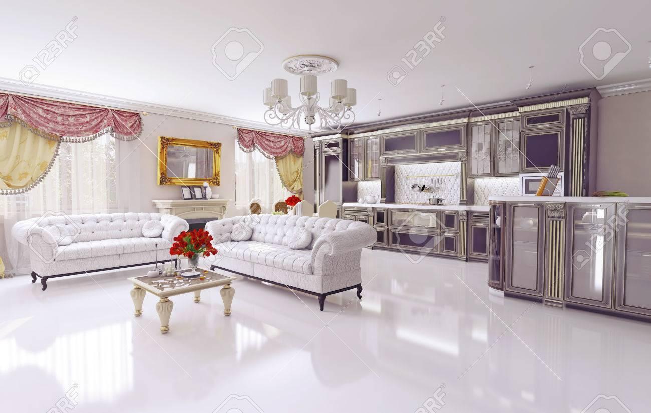 Innenraumdesign  Modernen Wohnzimmer Innenraum Design-Konzept Lizenzfreie Fotos ...