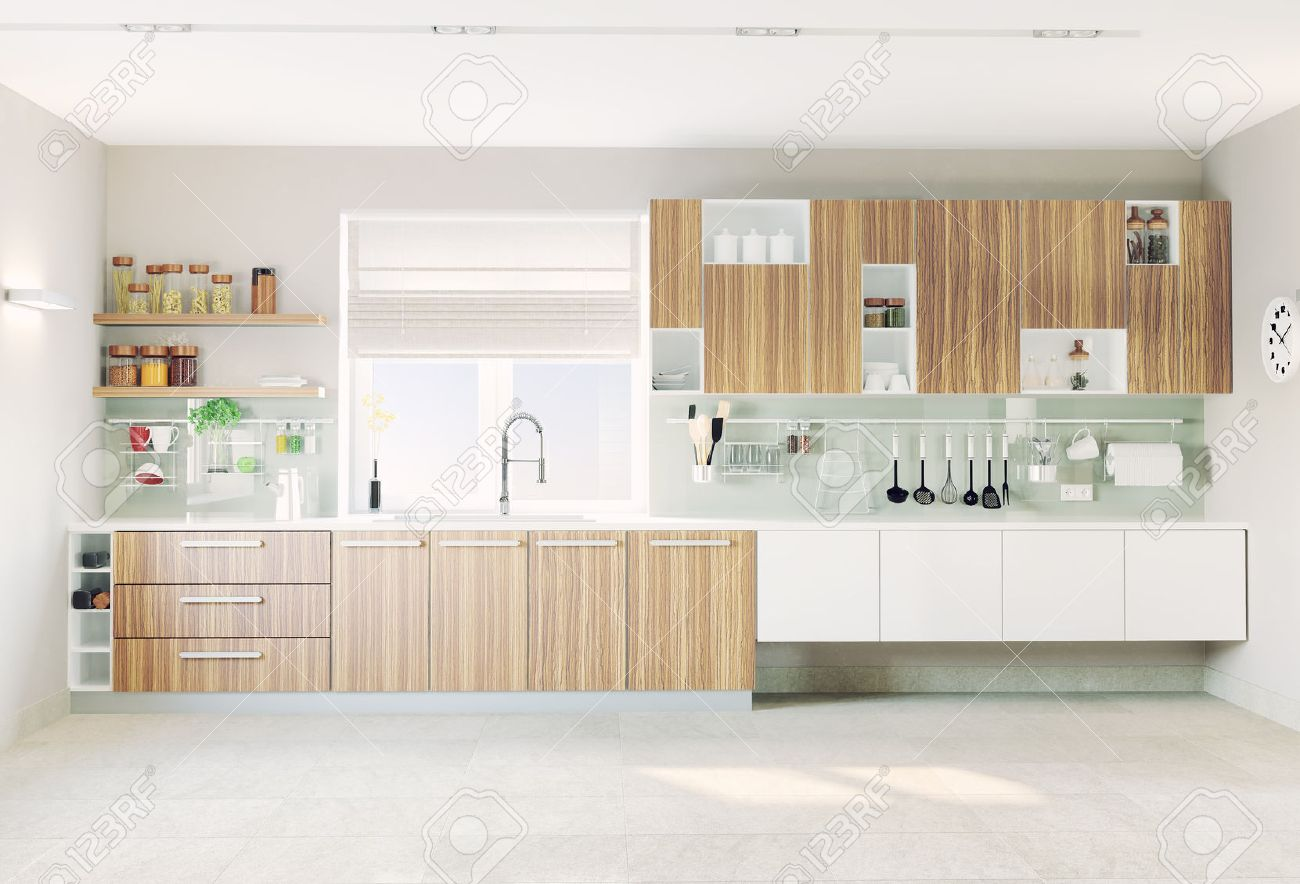Modern Kitchen Interior modern kitchen interiors ~ picgit