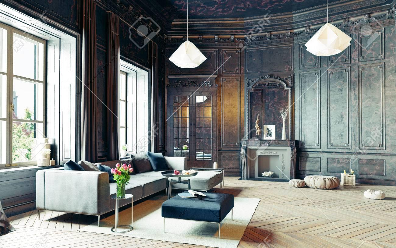 Wohnzimmer Im Modernen Stil – vitaplaza.info