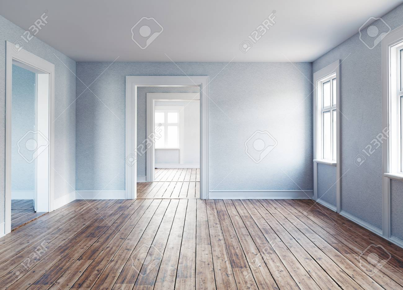 The Modern Empty Interior Rooms 3d Rendering Stock Photo Picture And Royalty Free Image Image 87846369