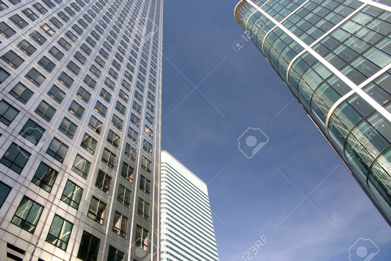 business building in london city - 1414803