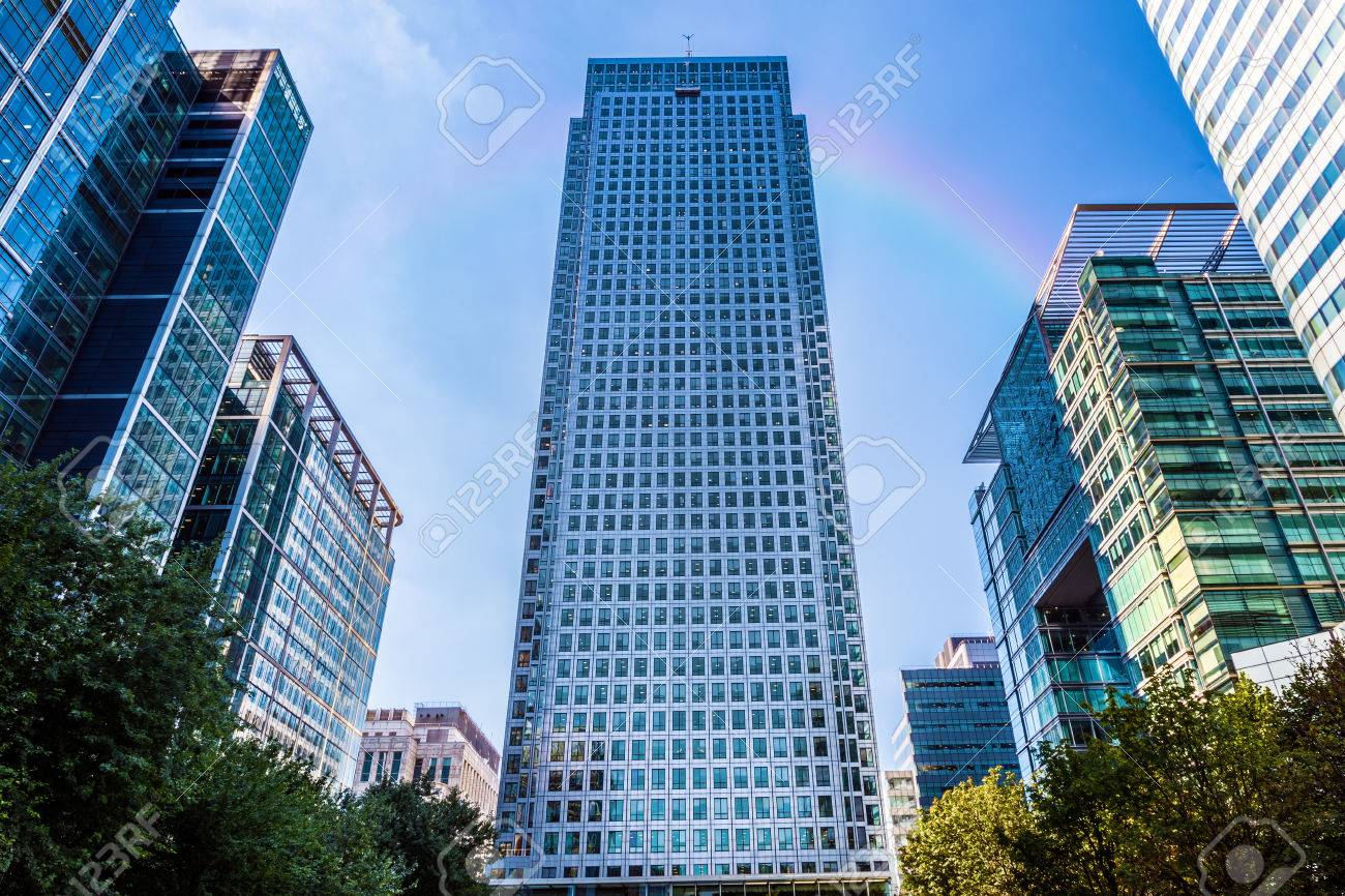 6afc7a41c Office Building In Canary Wharf