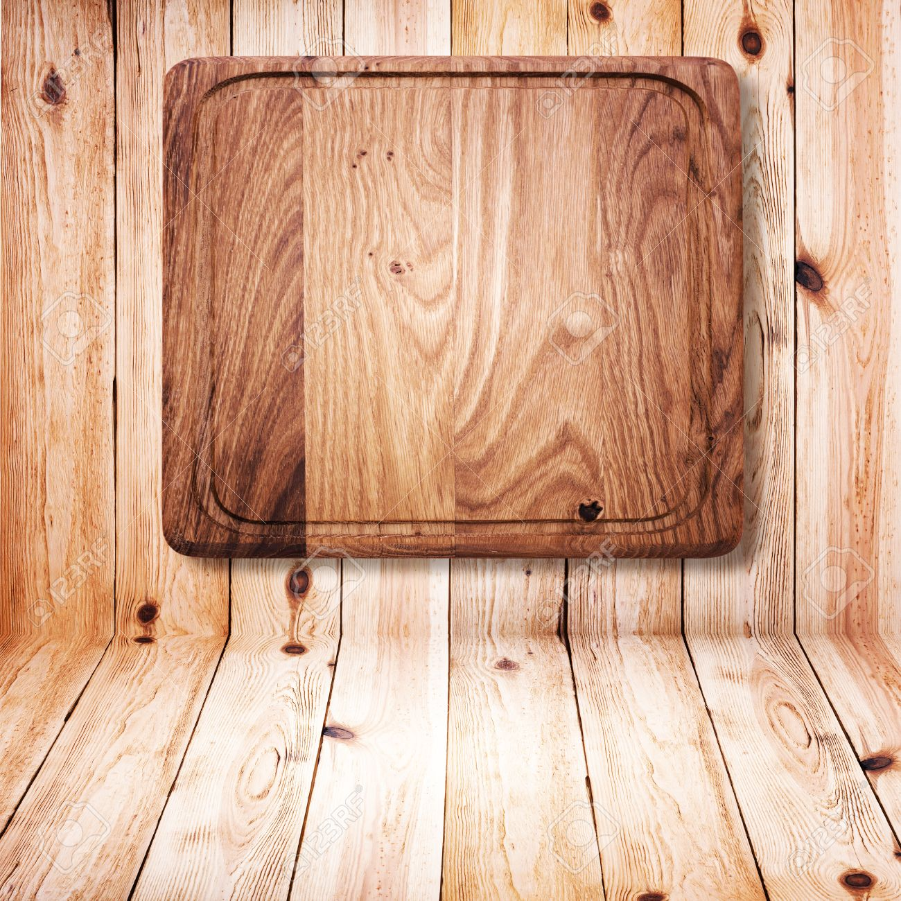 Stock Photo   Wood texture  Wooden kitchen cutting board close up  Empty wooden  table on white background for product montage  product page for recipes and. Wood Texture  Wooden Kitchen Cutting Board Close Up  Empty Wooden