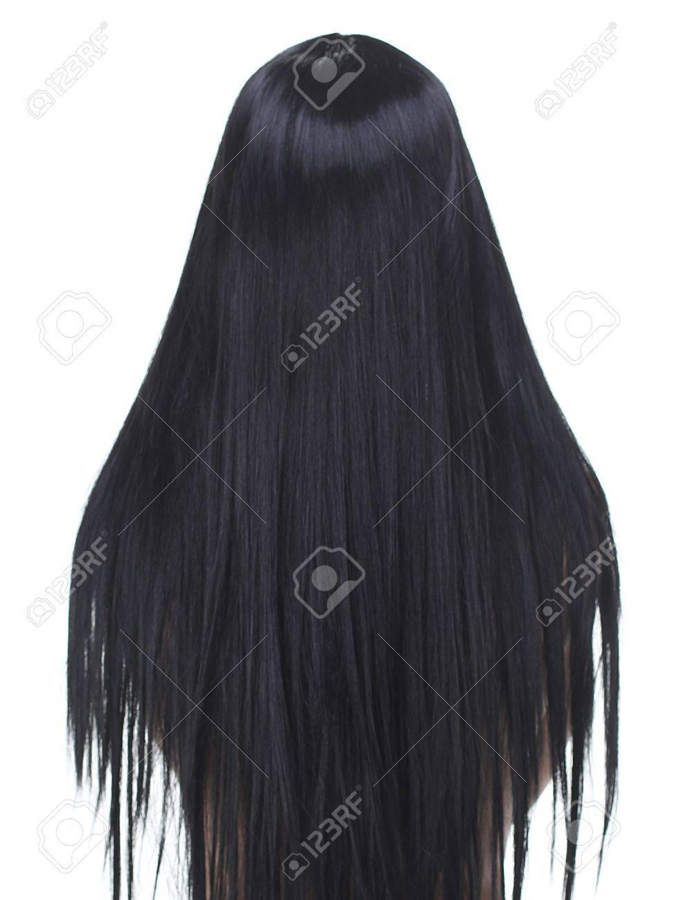 Beautiful Brunette Girl. Healthy Long Hair Stock Photo - 15607549