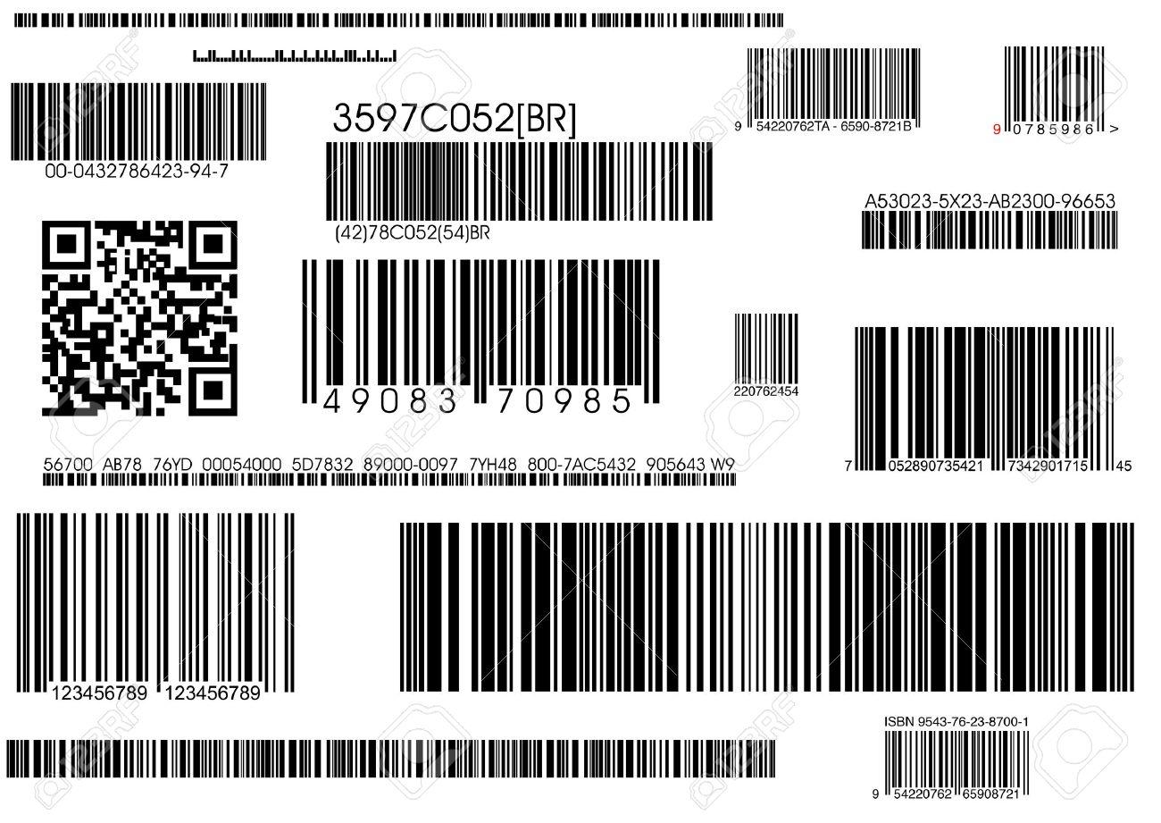 Parison Of Por Barcodes