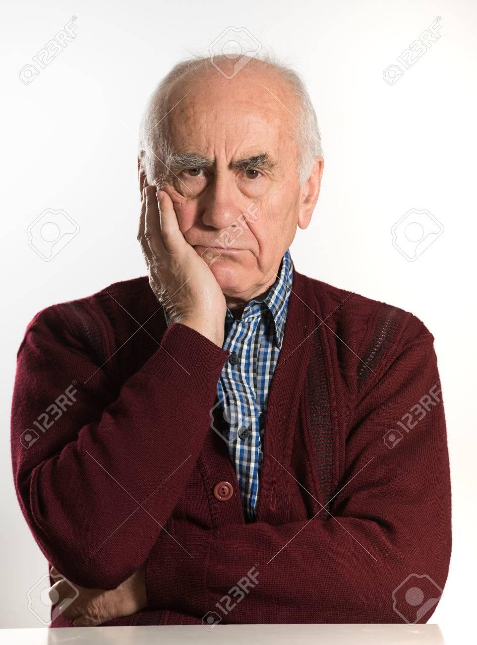Probleme mit älteren Mann