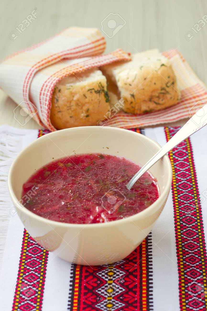 Beetroot Soup Beetroot Soup Red Borsch