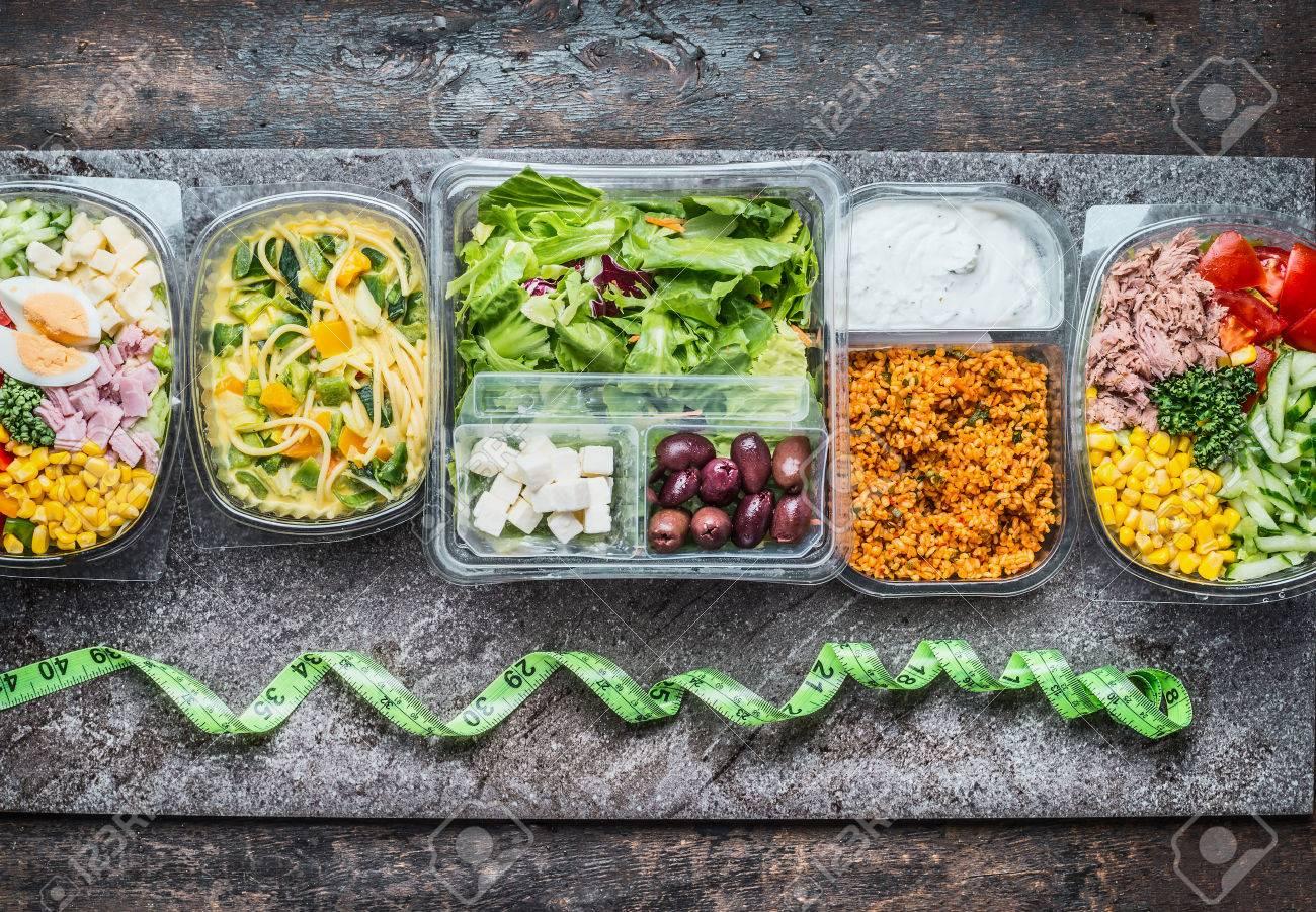 Almuerzo saludable y rapido