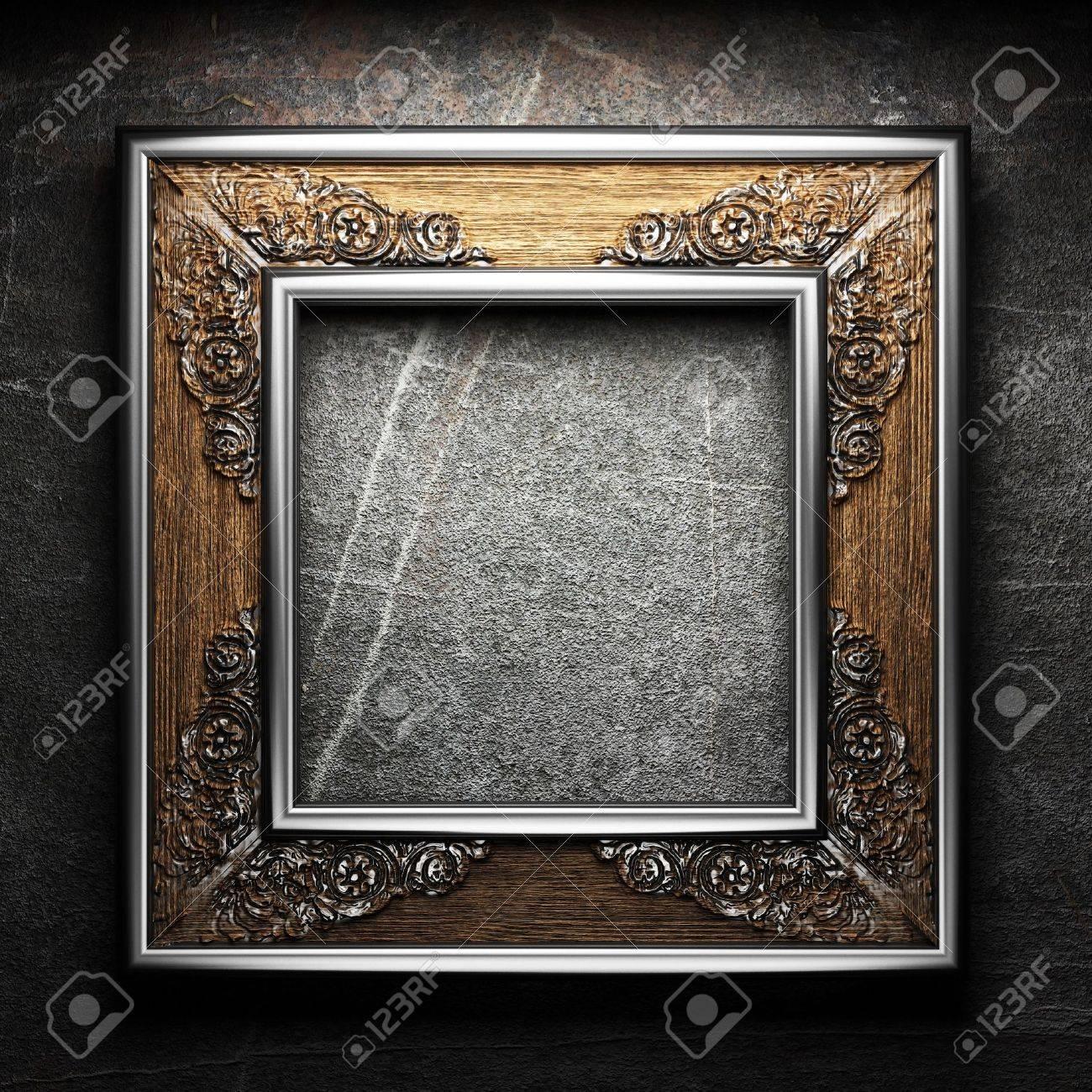 vintage frame - 16077241