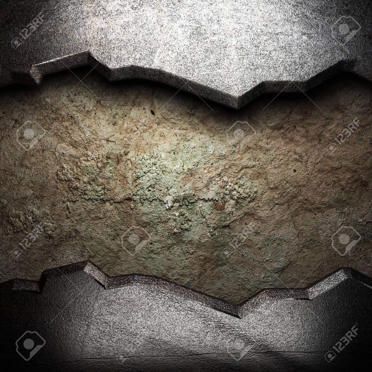 metal on the wall Stock Photo - 16077380