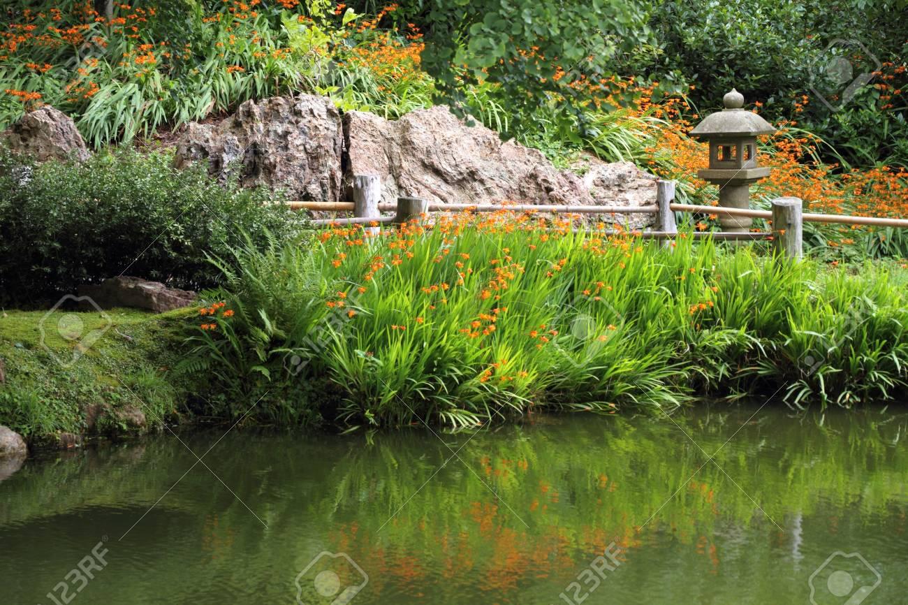 Zen garden Stock Photo - 18551026