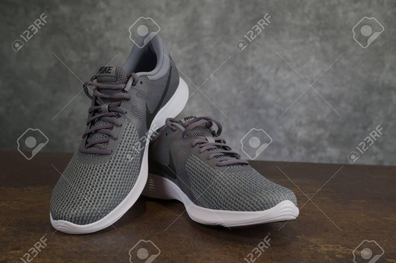 Product Shoot Of Nike Mens Running