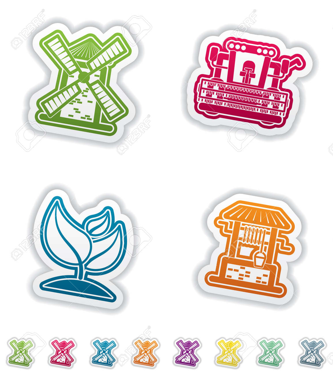 Zodiac and astrology signs Stock Vector - 15777065