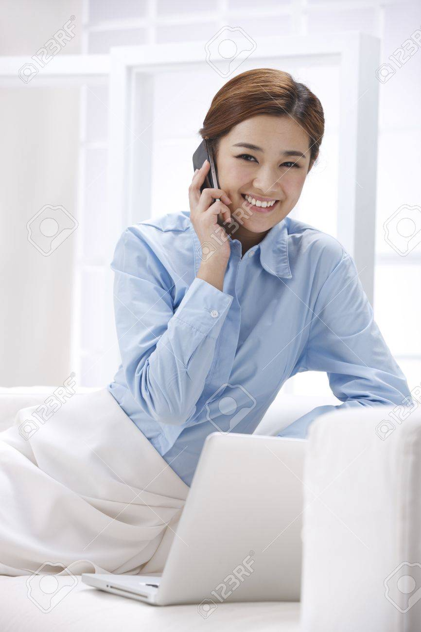 Businesswoman Stock Photo - 15332991