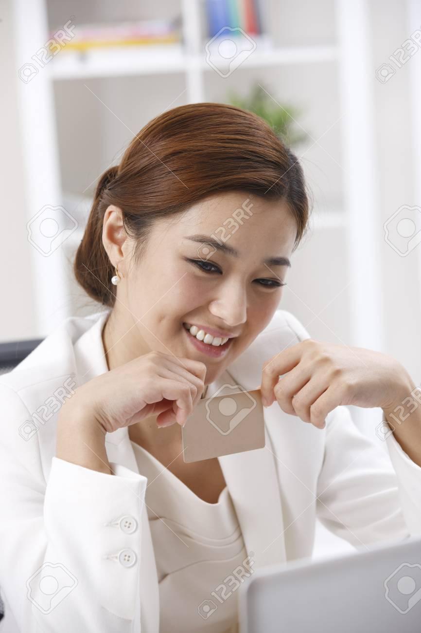 Businesswoman Stock Photo - 15331864