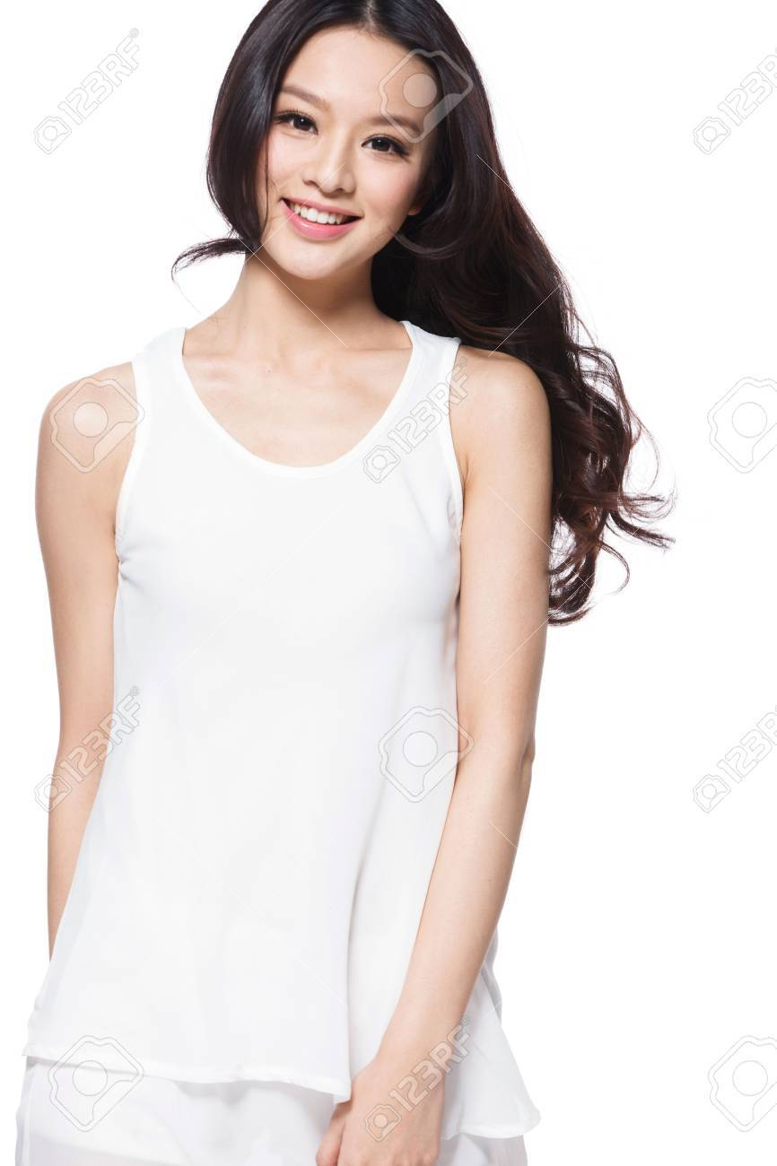 Young lady protrait Stock Photo - 30106333