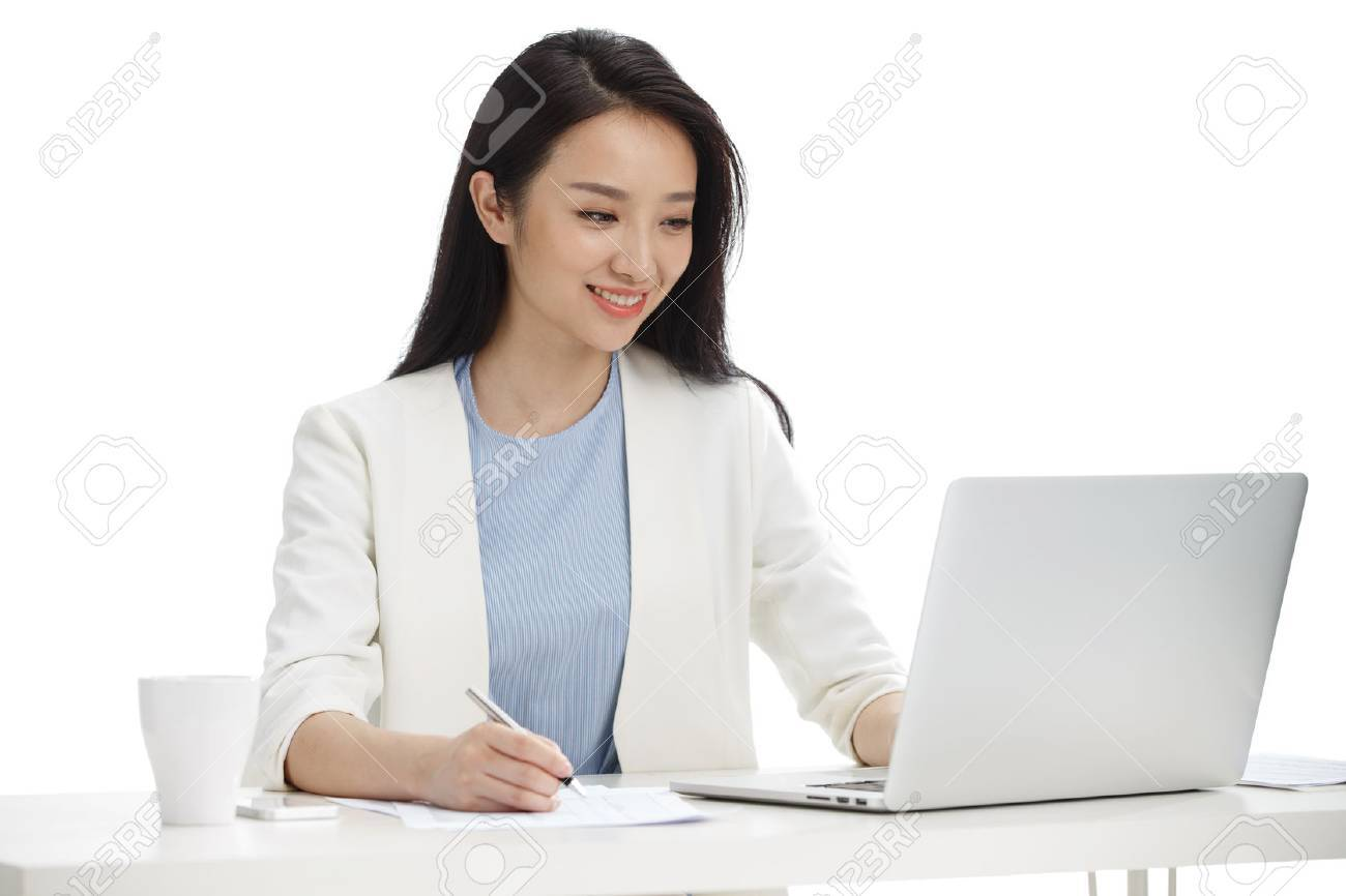 Young women in business - 57234124