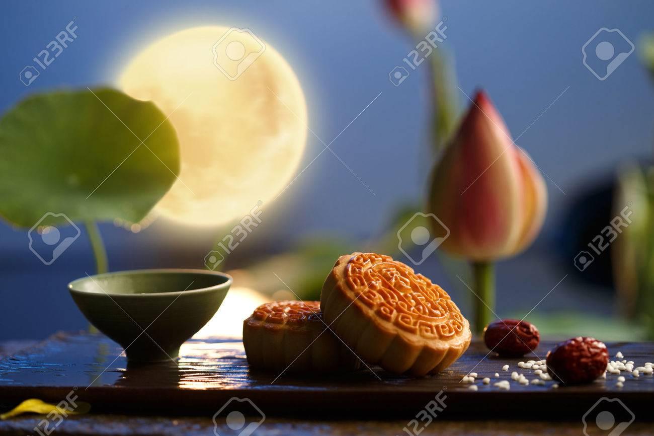 moon cake - 80982181