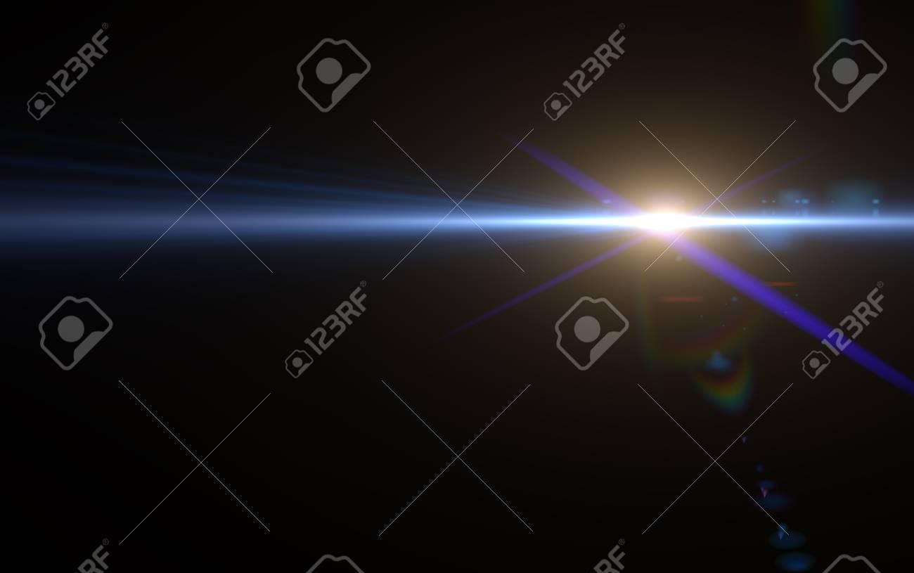Abstract digital lens flare background, Flare Light , light leaks, overlays. - 85007975