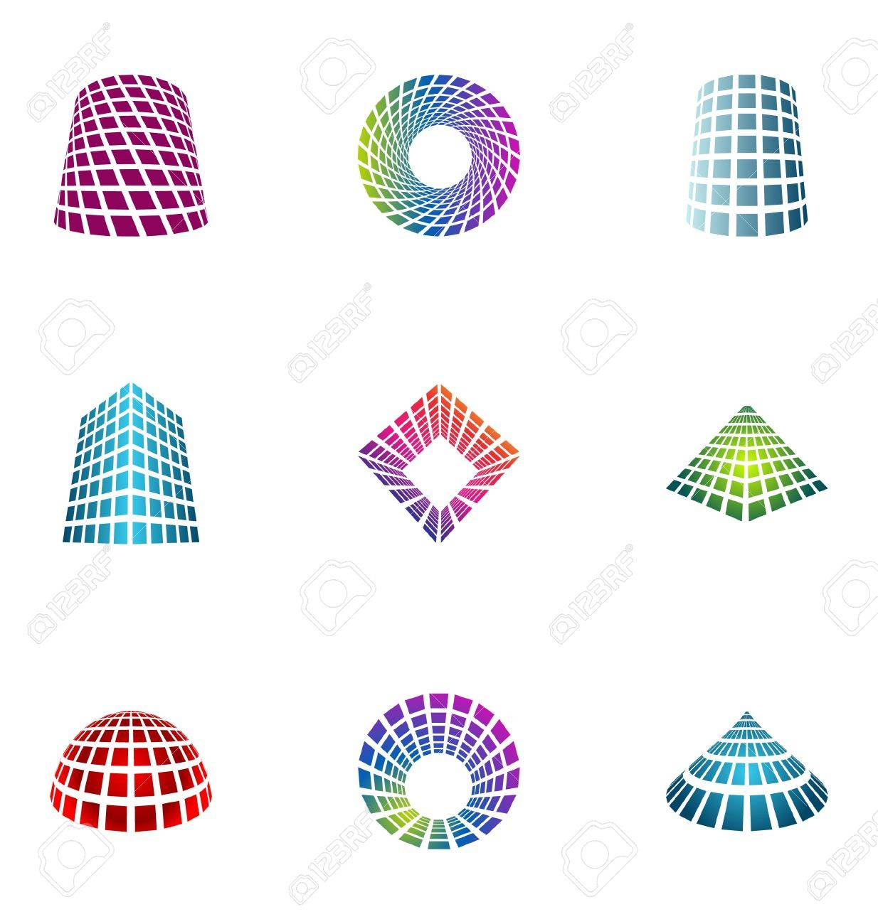 Vector Design Elements Vector Logo Design Elements