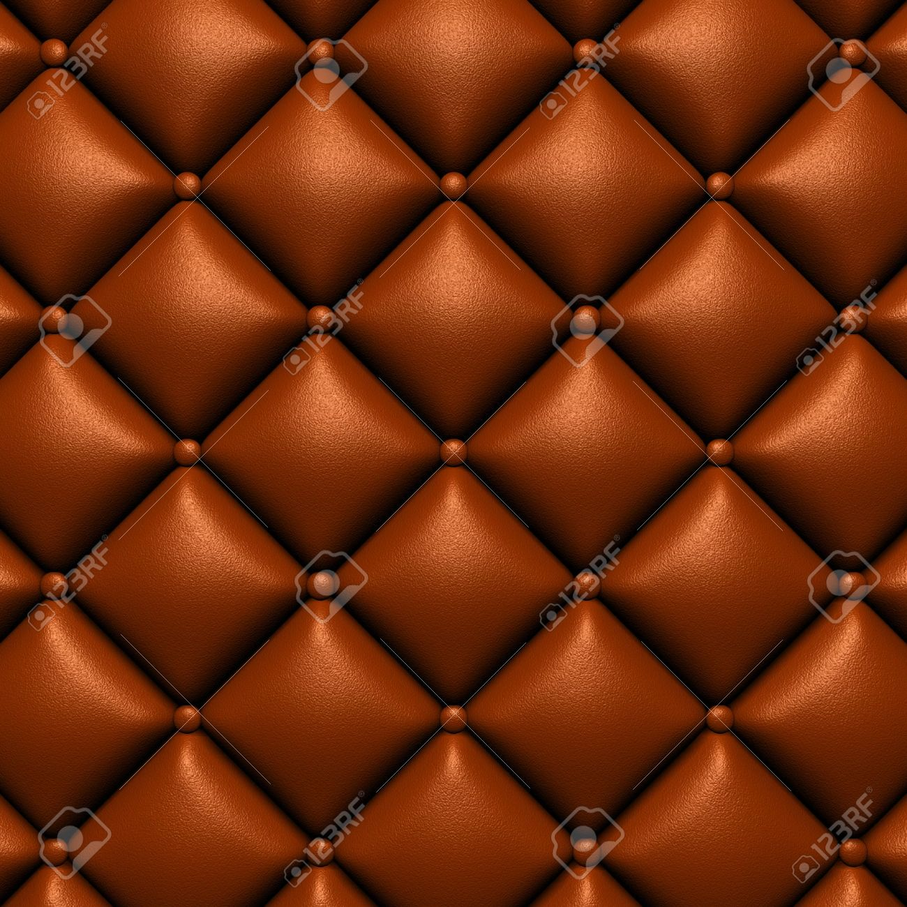 Leather cushion texture - Stock Photo Furnishing Leather Texture