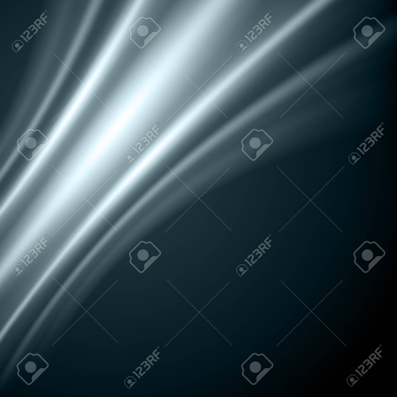 Abstract light smooth lines background Stock Vector - 10566012