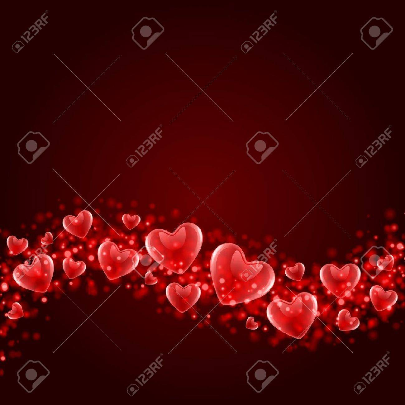 Valentines day or Wedding vector background Stock Vector - 12018977