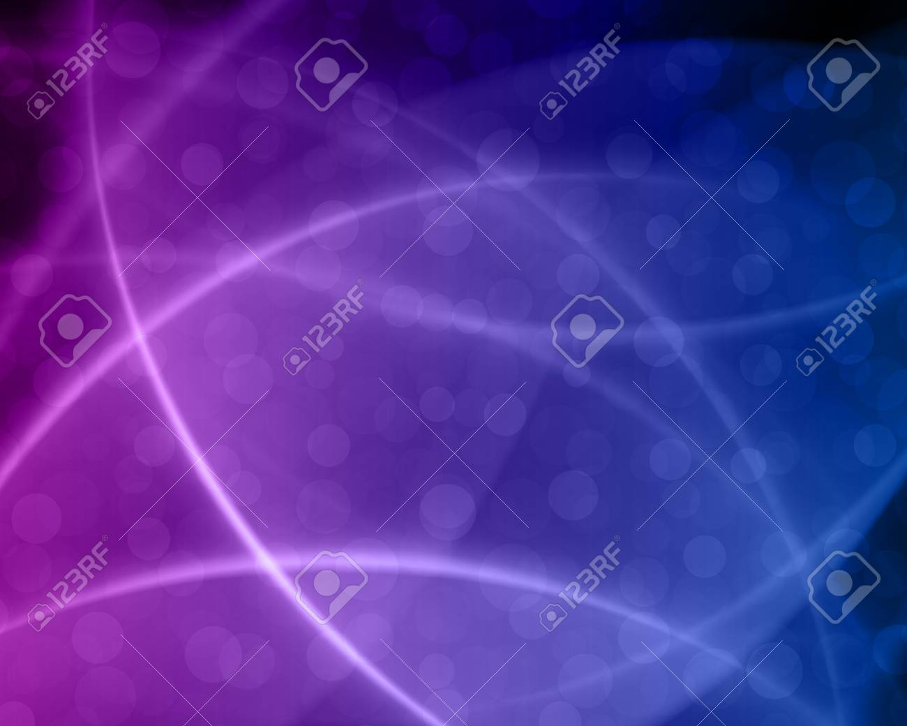 Colorful smooth twist light lines background Stock Vector - 13908860