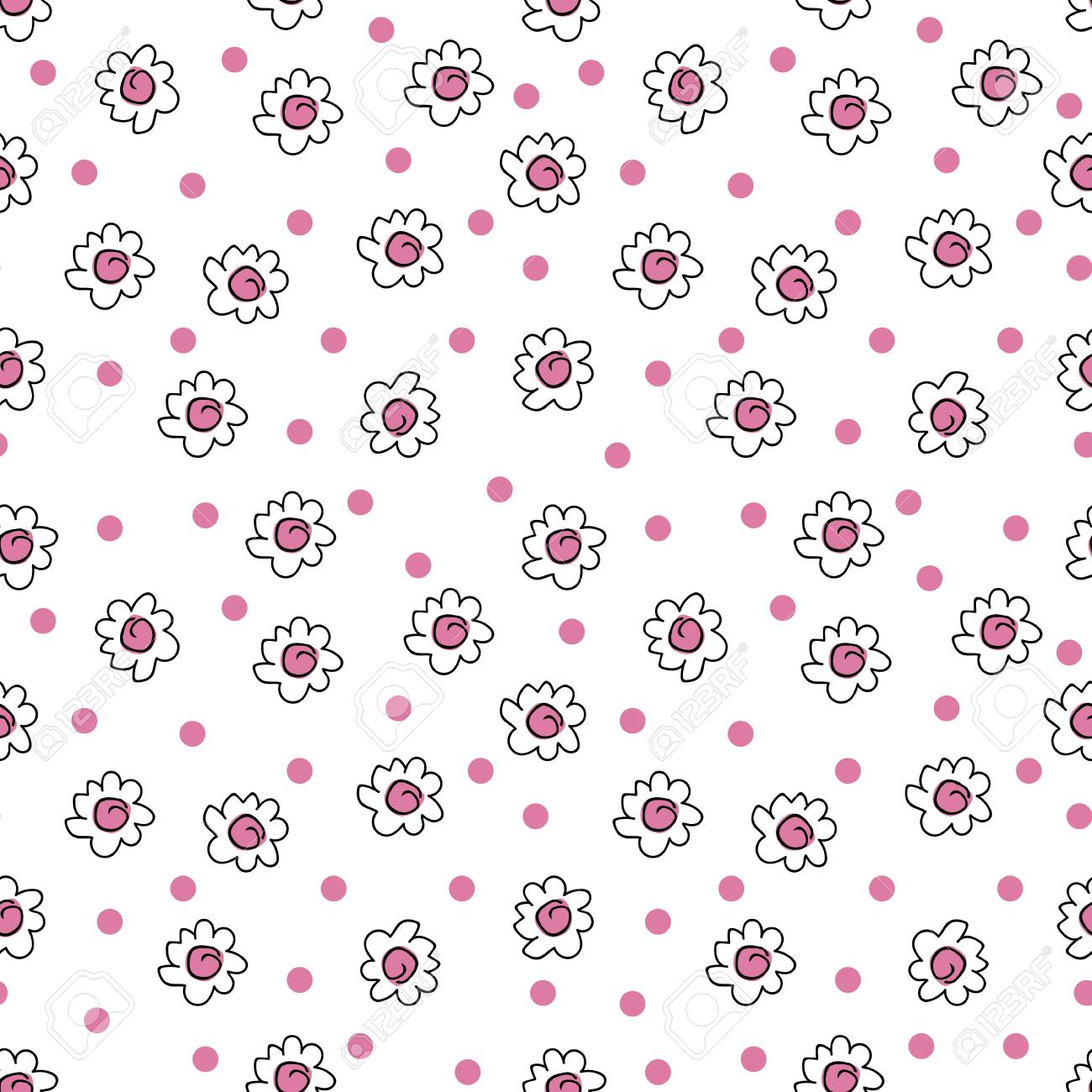 Pattern Simple Background Designs Drawing