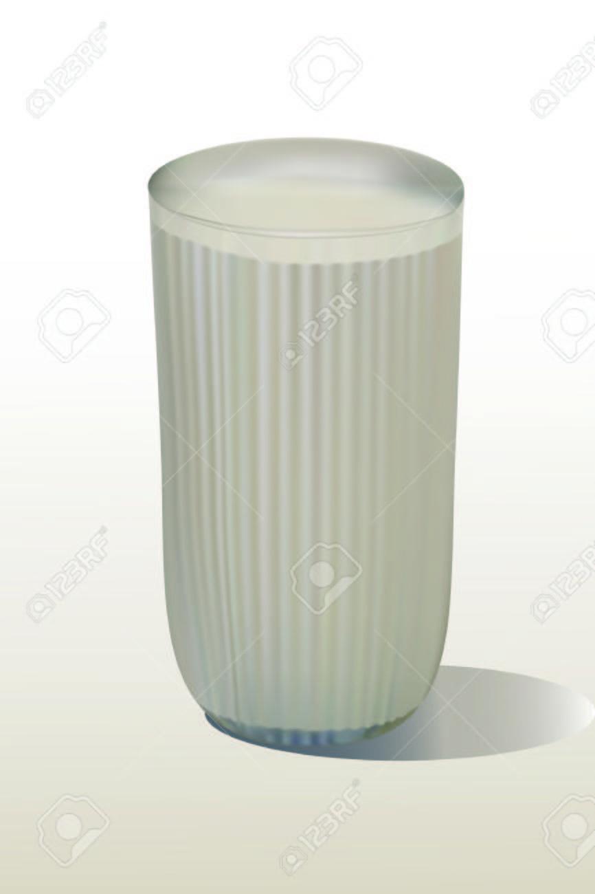Milchgetränke Lizenzfrei Nutzbare Vektorgrafiken, Clip Arts ...