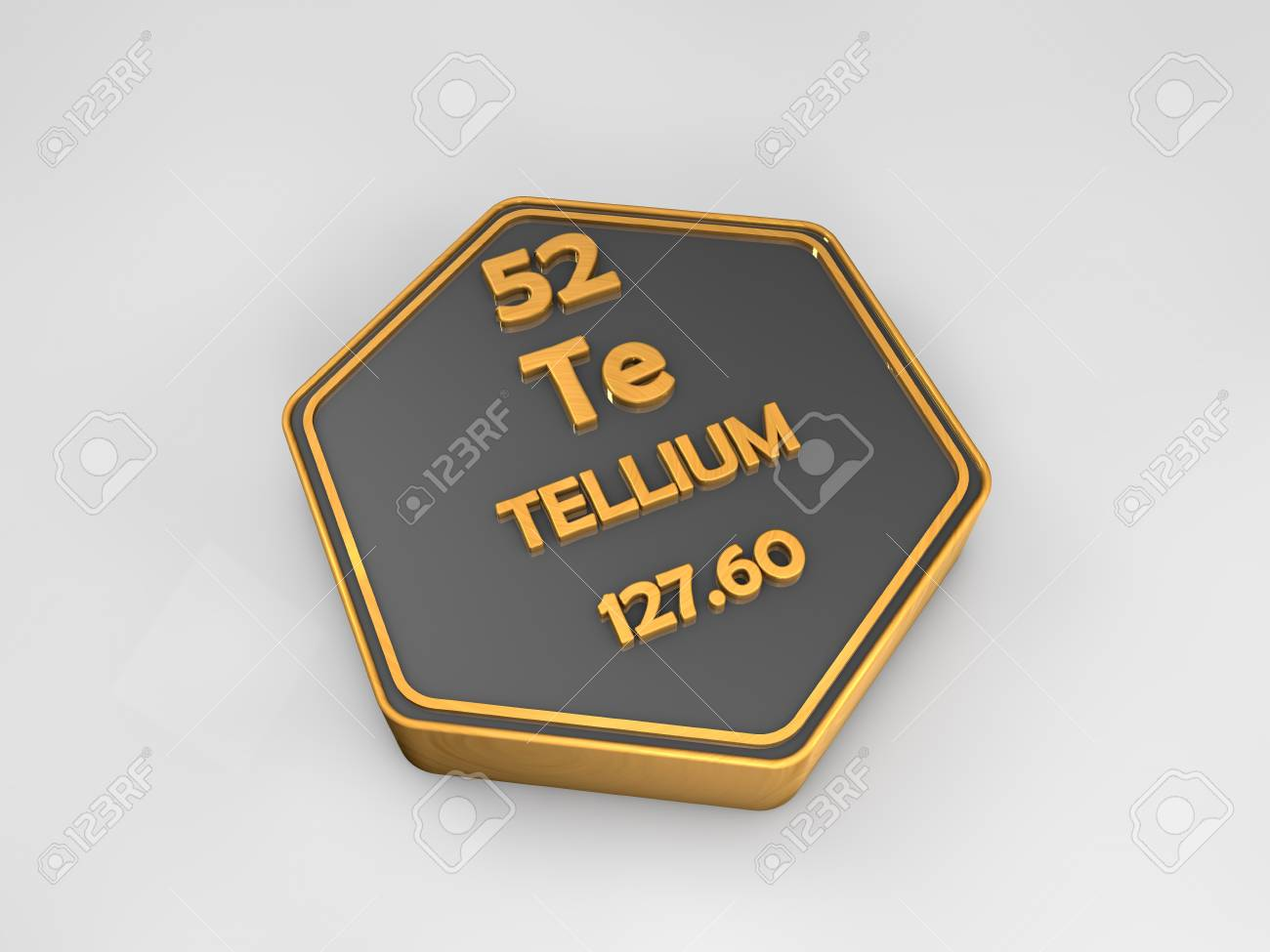 Telium te chemical element periodic table hexagon shape 3d stock photo telium te chemical element periodic table hexagon shape 3d render urtaz Image collections