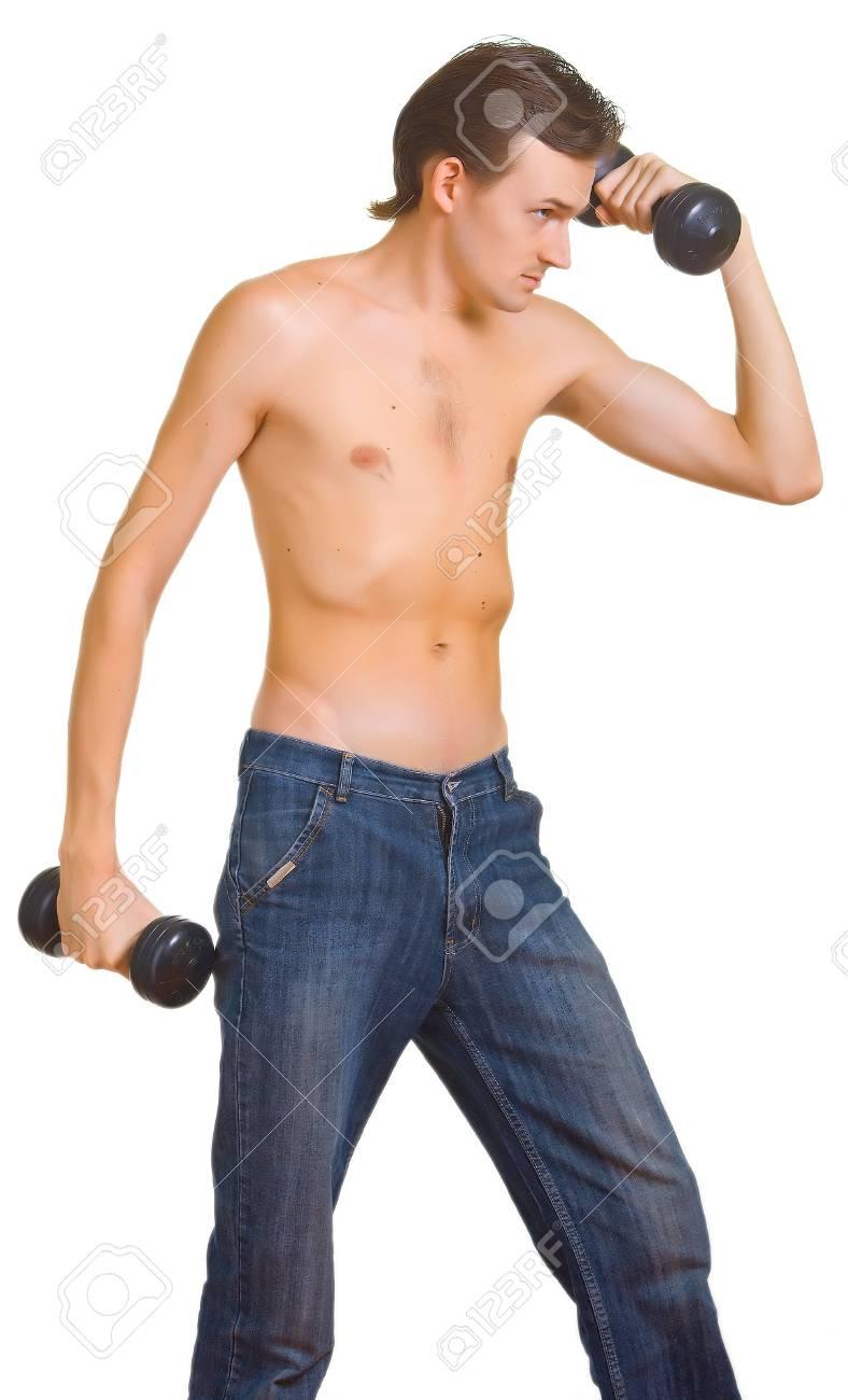 Junge nackt sport foto pic 9