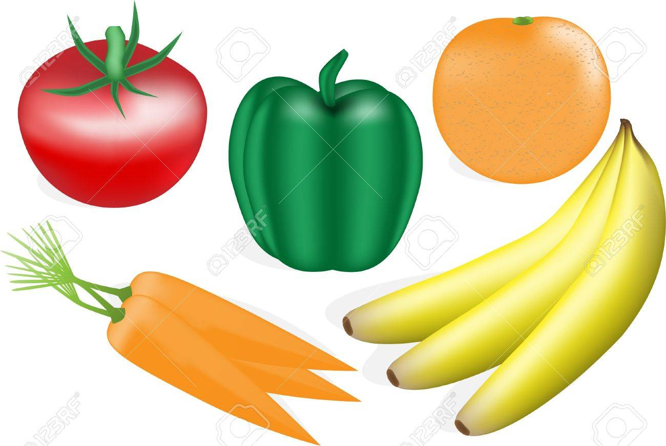 Fruit and vegetables - 14797130
