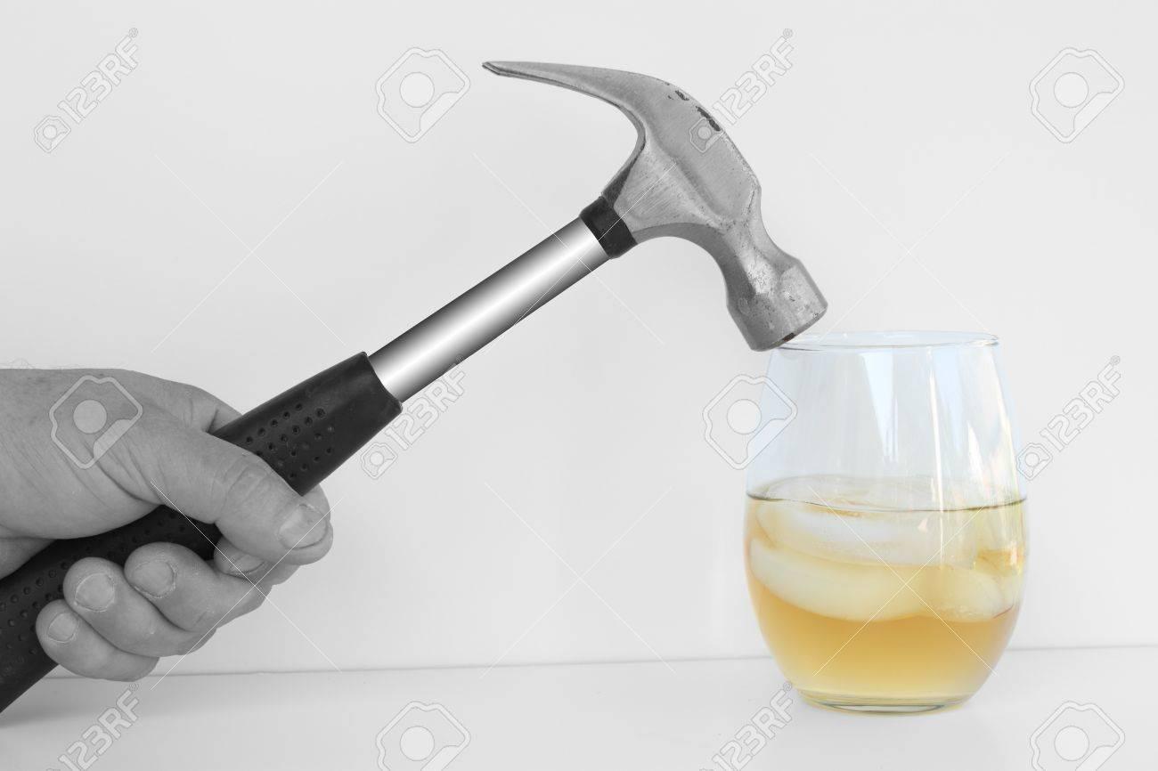 No more alcohol - 14797129