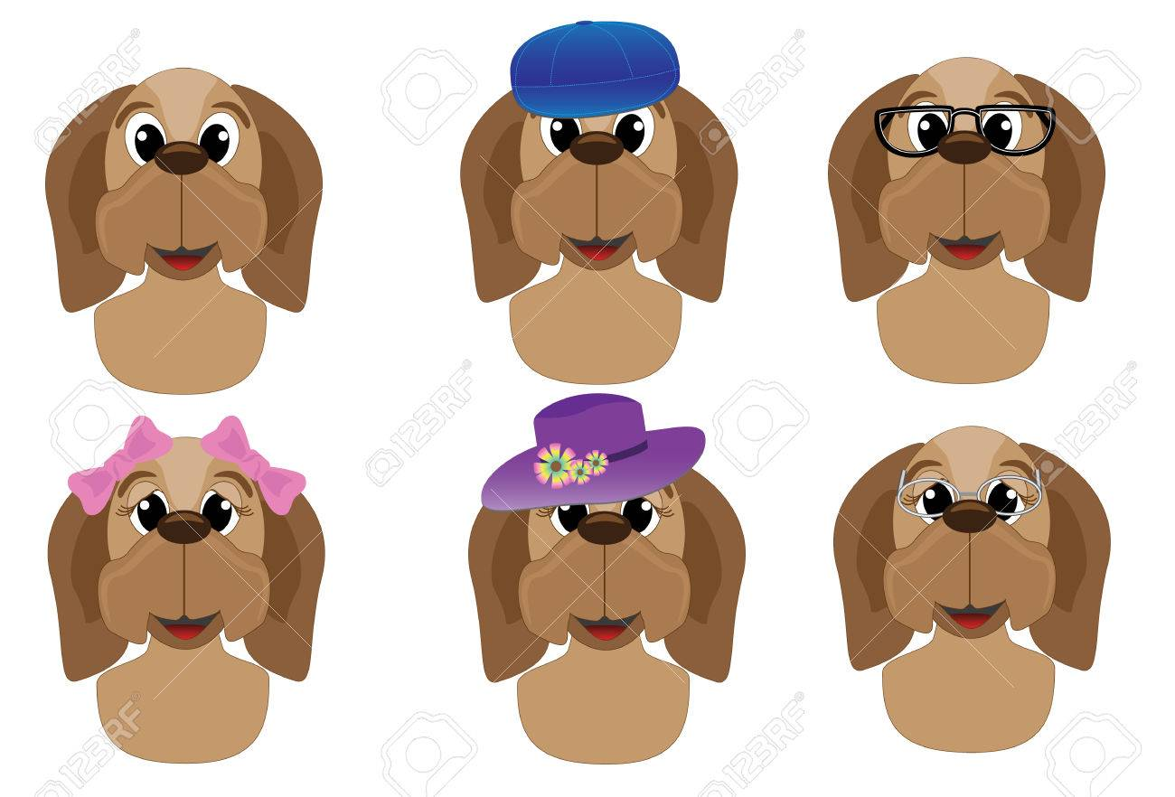 Dog avatars - 39348385