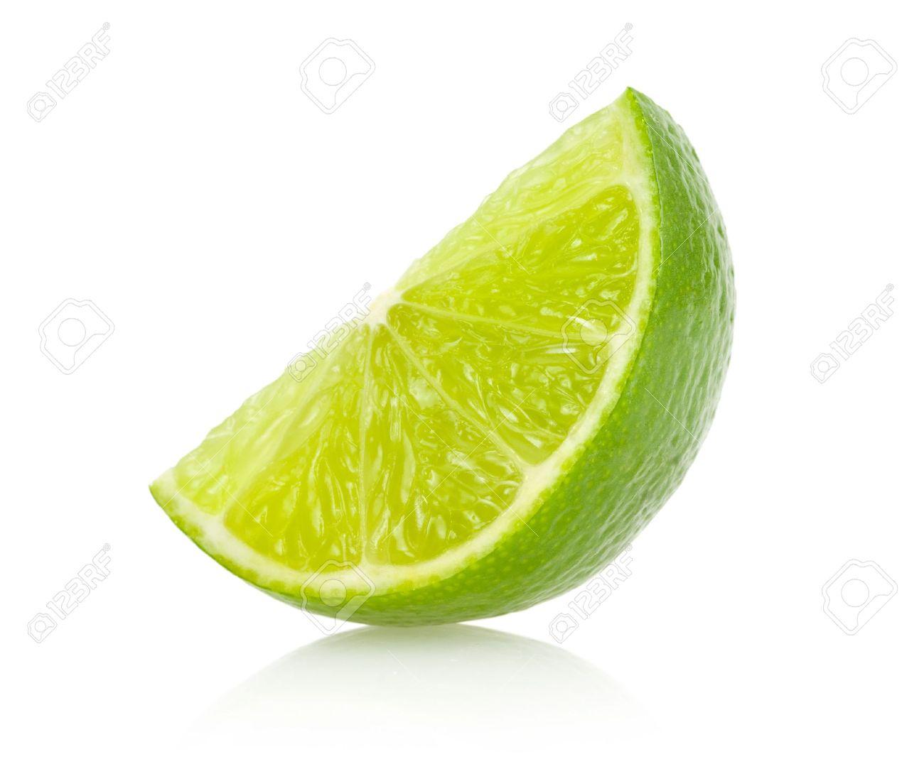 lime slice Stock Photo - 12070256