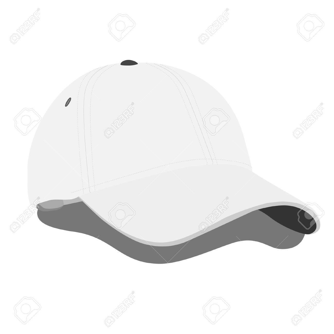 キャップ野球帽野球キャップ ベクトル分離したベースボール