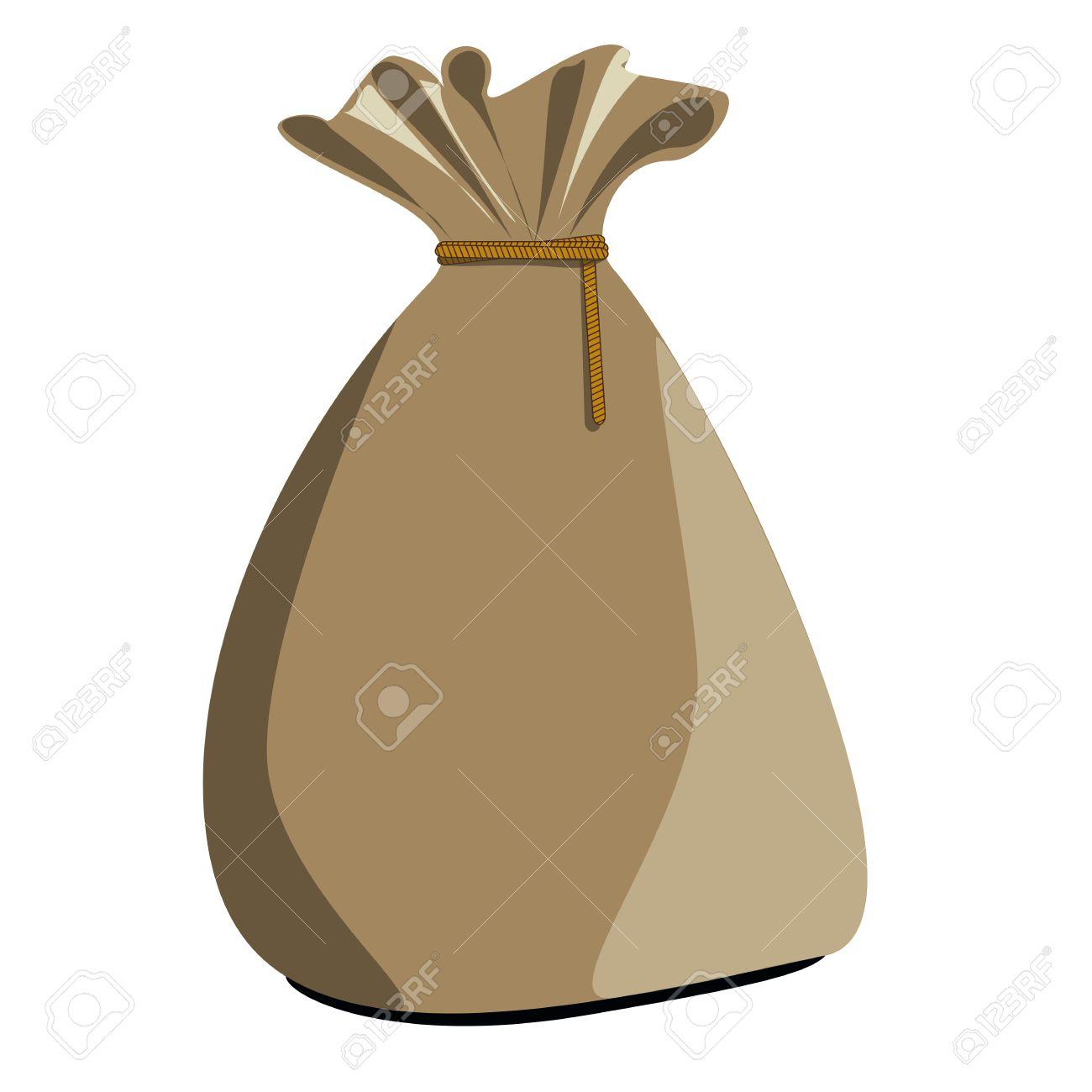 イラストの袋粉袋のイラスト素材ベクタ Image 35999748
