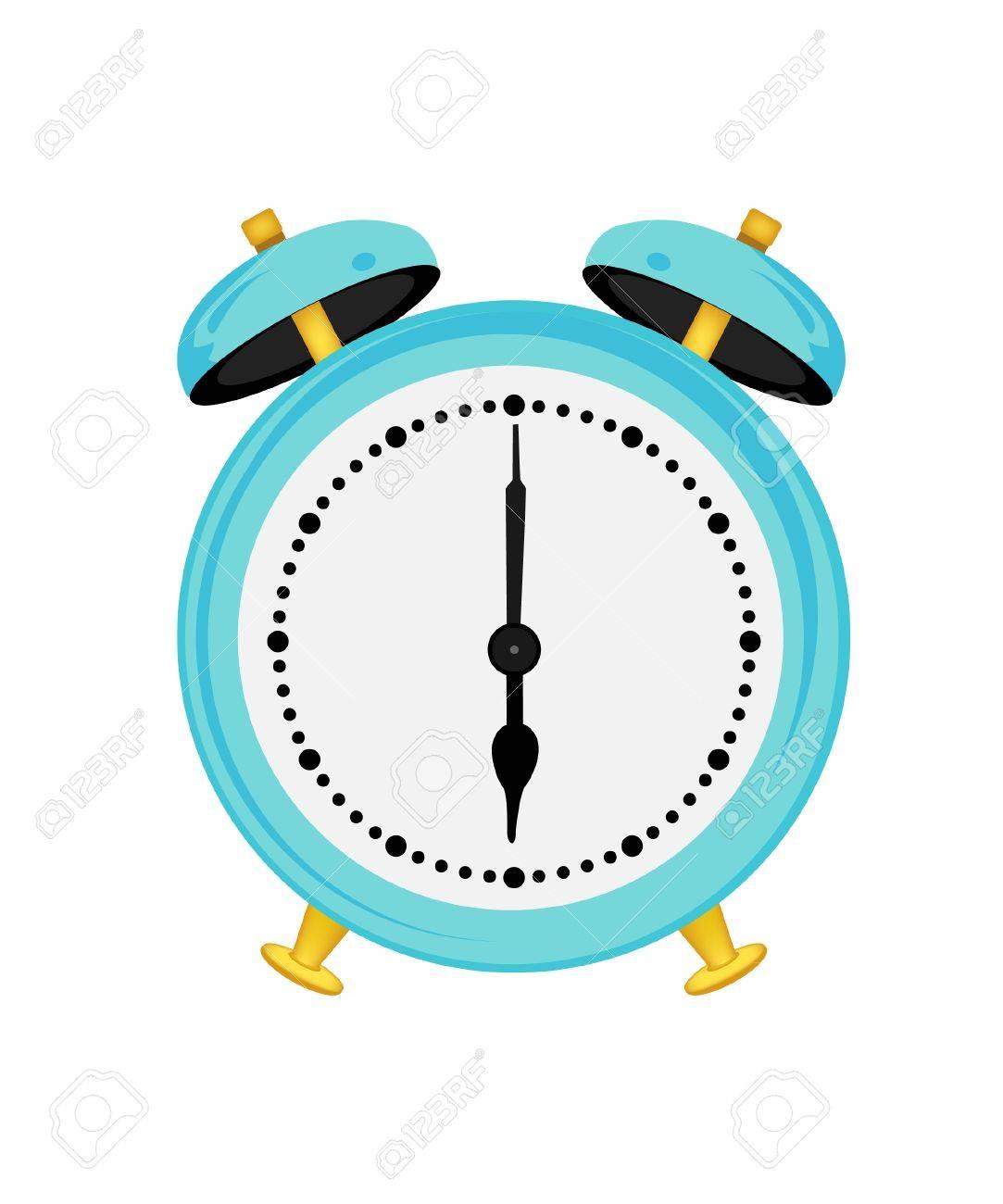 clock alarm alarm clock isolated alarm clock icon wake royalty rh 123rf com Alarm Clock Clip Art Cute Clock Clip Art