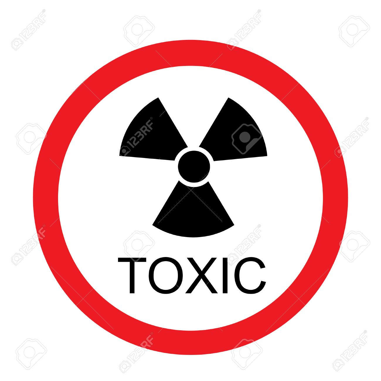 Round toxic sign vector isolated toxic symbol radiation chemical round toxic sign vector isolated toxic symbol radiation chemical stock vector 40211213 altavistaventures Images