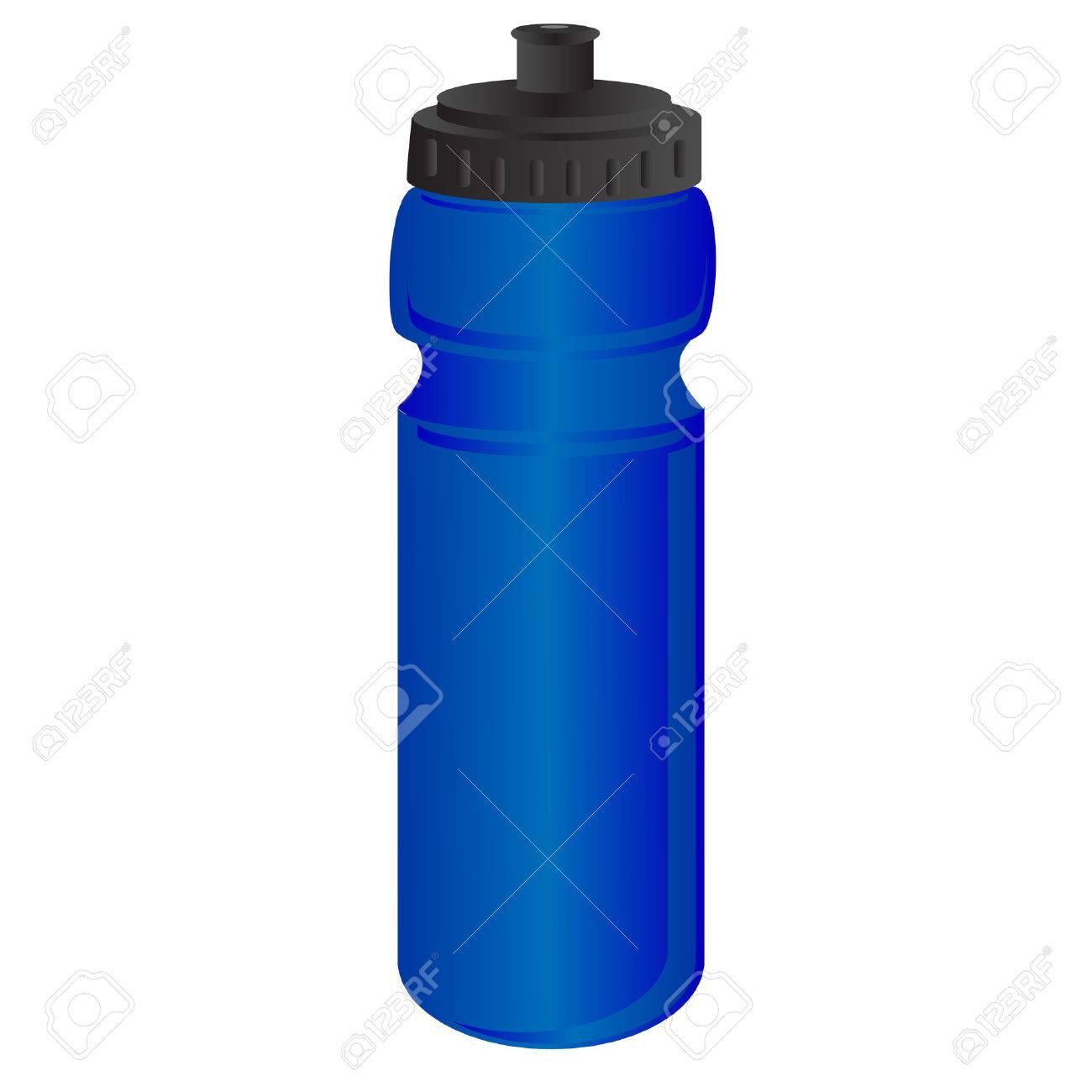sports water bottle water bottle drink bottle bottle vector rh 123rf com water bottle clip for backpack water bottle clipart png