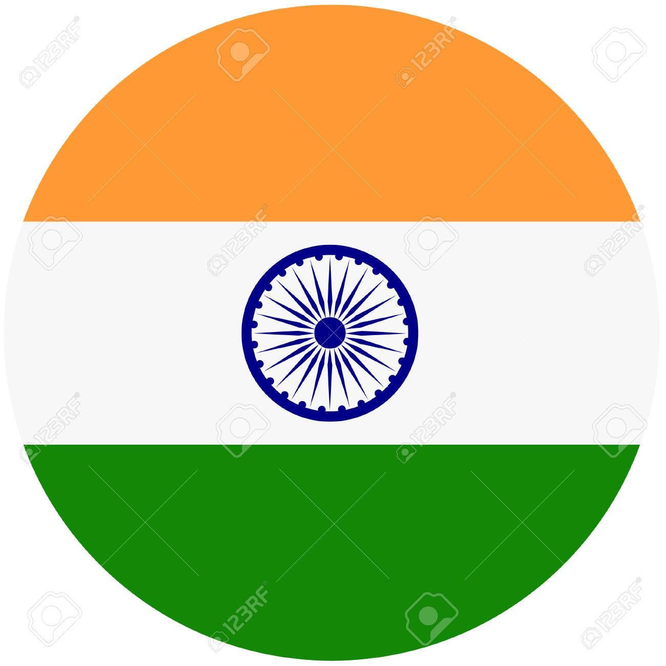Contemporáneo Colorear Bandera De La India Adorno - Dibujos de ...