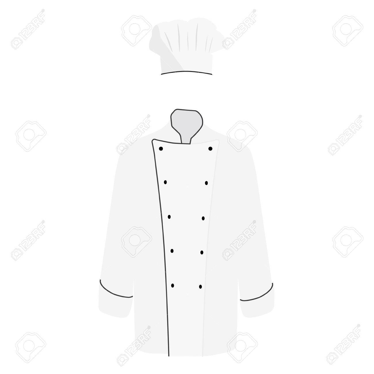 Chef Jacket And Hat - Best Jacket 2017