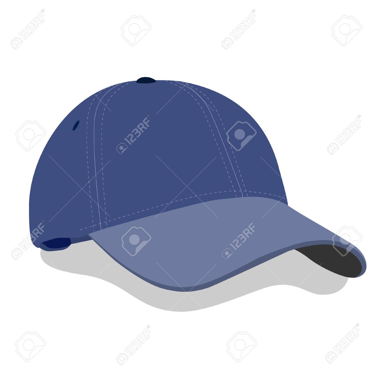 キャップ野球帽野球キャップ ラスター分離したベースボール