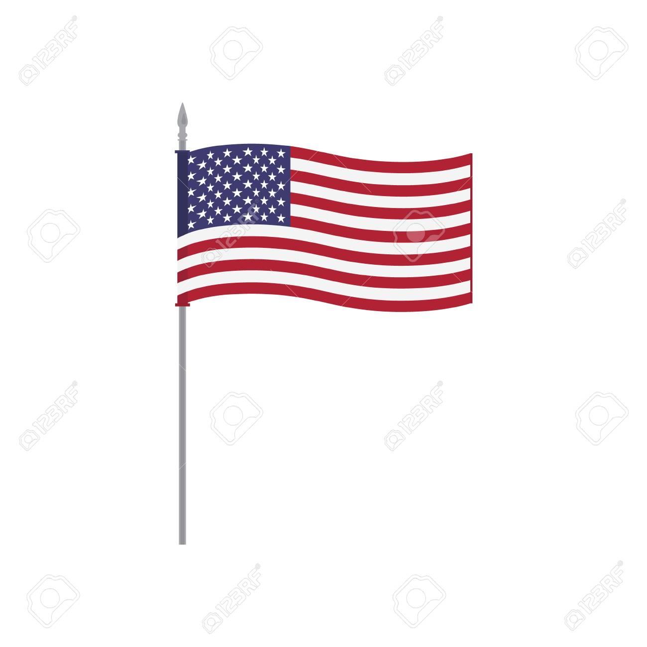 Nett Flagge Der Vereinigten Staaten Vorlage Bilder - Beispiel ...