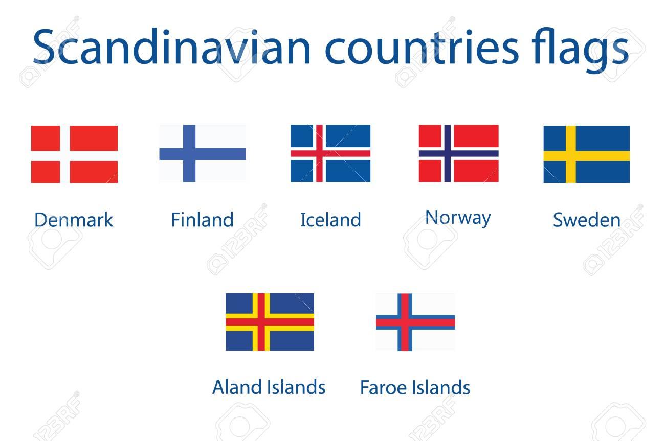 nordic flags scandinavian flag scandinavian countries flags nordic countries flags scandinavian cross flags