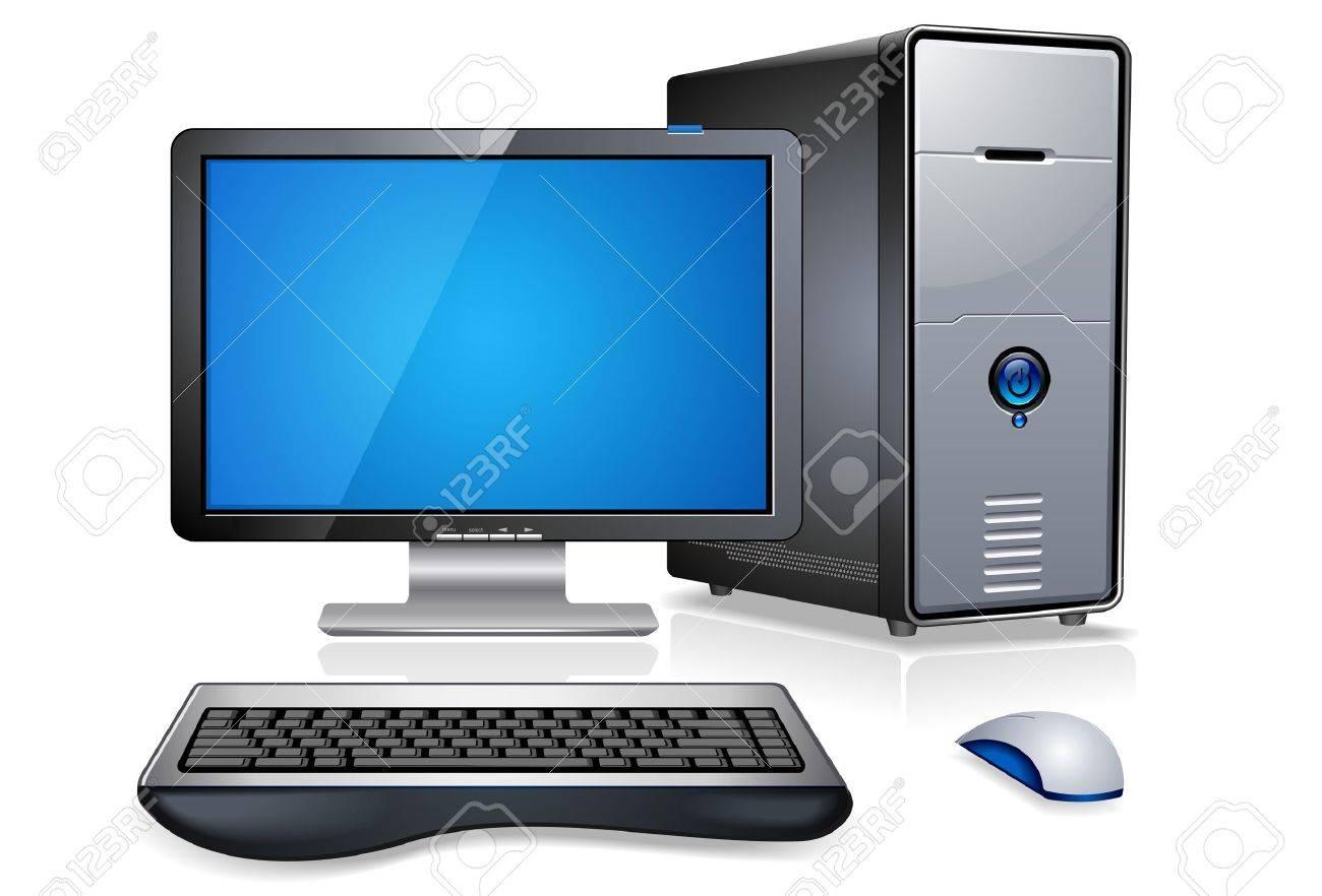 Computer Stock Vector - 6106097